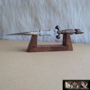 Robin Hood Desk Top Letter Opener & Timber Stand